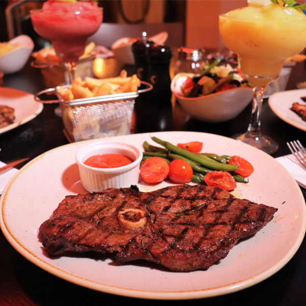 fredos Fredo's LDN | Grill Restaurant & Dessert Lounge – East London steak 1